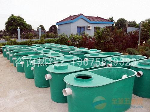 宁波市12立方 5号玻璃钢化粪池型号