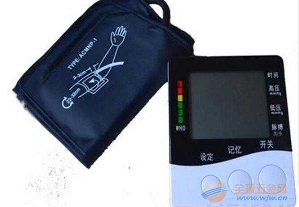 批发臂式智能血压计 新款臂式血压计 电子血压计
