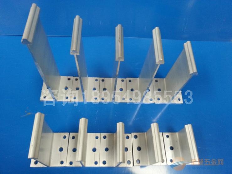 钢构支架铝合金固定座制造