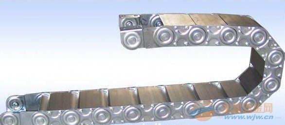 S型钢铝拖链-双向钢铝拖链