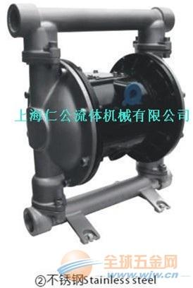 气动球墨隔膜泵RG80