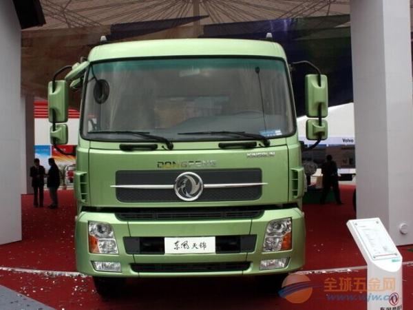 风 天锦中卡 285马力 4X2 载货车(底盘)(国五)