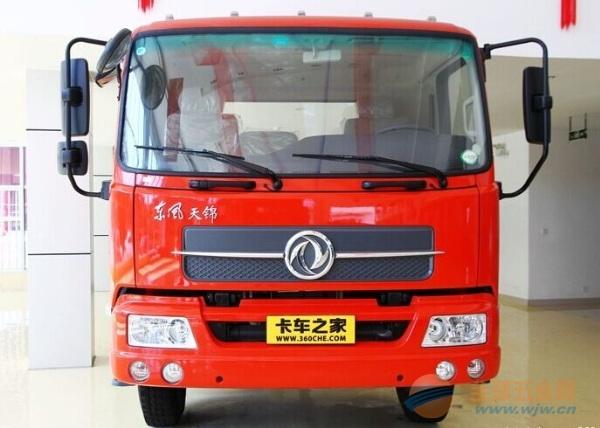 东风 天锦中卡 160马力 4X2 载货车(底盘)