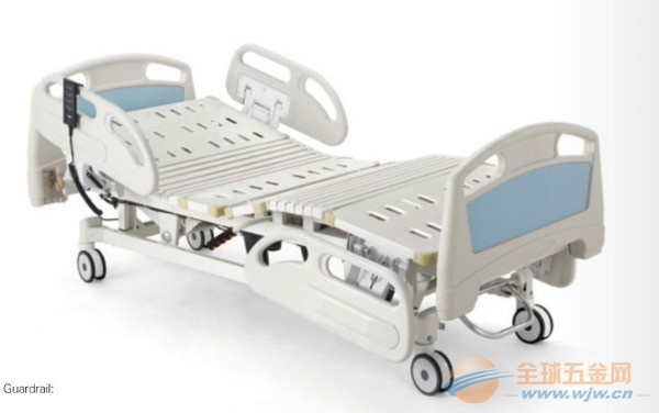 五功能电动床厂家 多功能护理病床批发