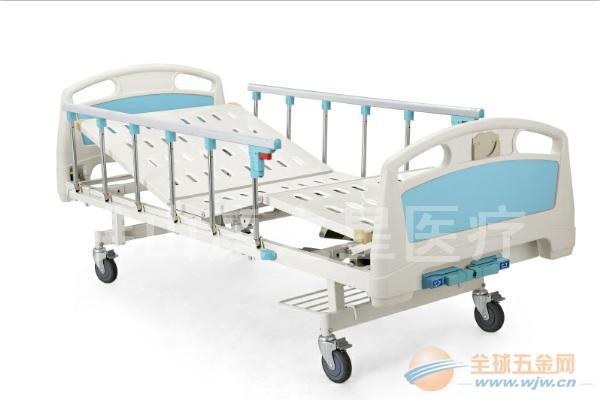 佛山医用病床 双摇护理床 医疗床 护理床厂家