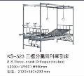广东全不锈钢骨科牵引床 骨科护理床 多功能骨科牵引病床