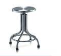 加工定制 不锈钢四脚螺旋圆凳 手术升降圆凳 防滑防水不锈