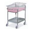 厂家直销不锈钢豪华婴儿床_婴儿病床_婴儿护理床
