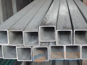 美标不锈钢方管,SUS316L SUS304不锈钢方管