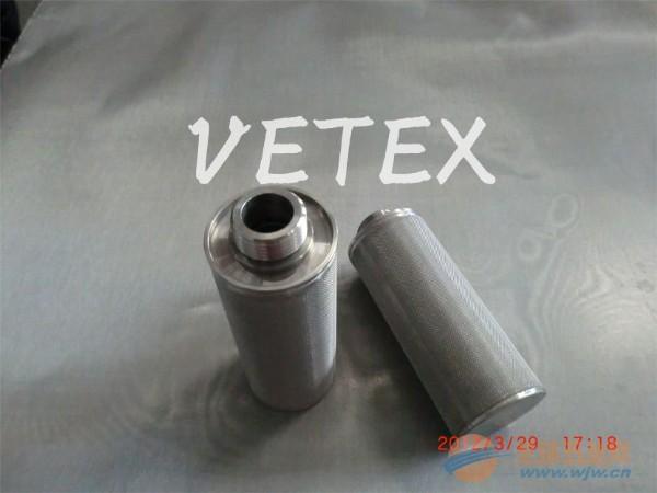 30um过滤精度不锈钢滤芯 专业不锈钢滤芯生产厂家