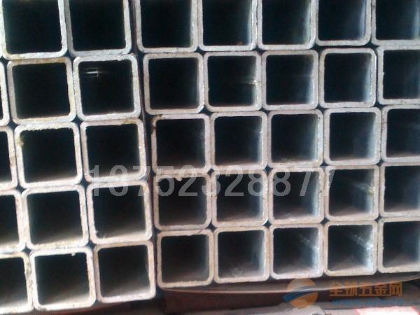 最耐用鍍鋅方管生產