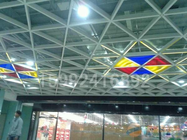 厦门铝格栅吊顶厂家高品质价格低
