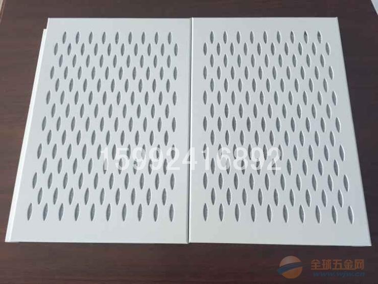 白色微孔镀锌钢板专业供应厂家质量保证
