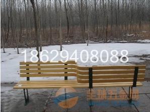 可以弯曲的公园椅