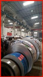 生产车间-钢带