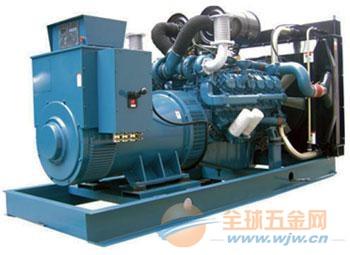 300千瓦进口大宇柴油发电机组P158LE-1