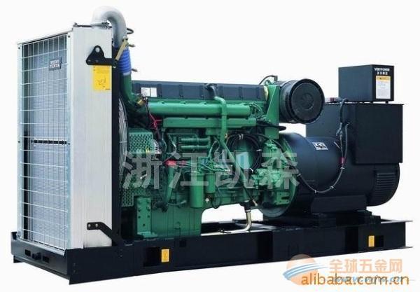 260千瓦沃尔沃柴油发电机组杭州直销