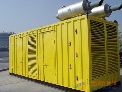 杭州集装箱静音发电机厂家报价