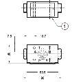 成都昊世机电供应先导式单向阀
