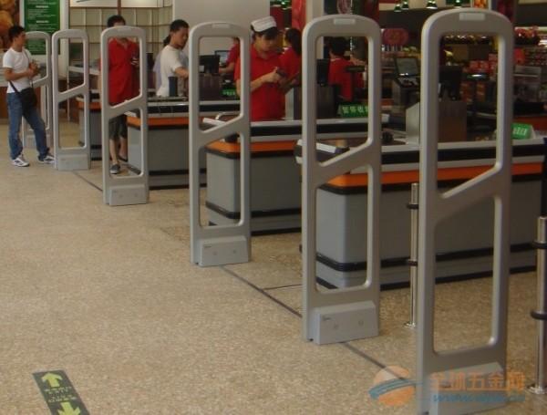 超市防盗报警系统 北京金市伟达电子