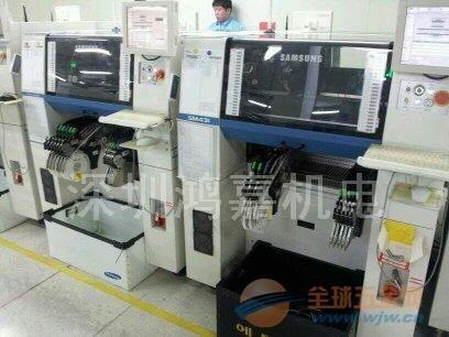 出售2009年产韩国原装进口三星二手SM431贴片机