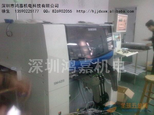 出售2010年韩国原装进口三星二手SM421S贴片机一台(现货)