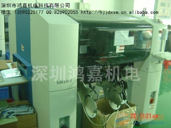 出售2010年韩国原装进口三星二手SM321S贴片机