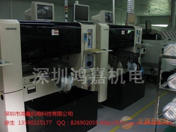 出售2006--2007年三星二手CP45FVneo贴片机六台(现货)