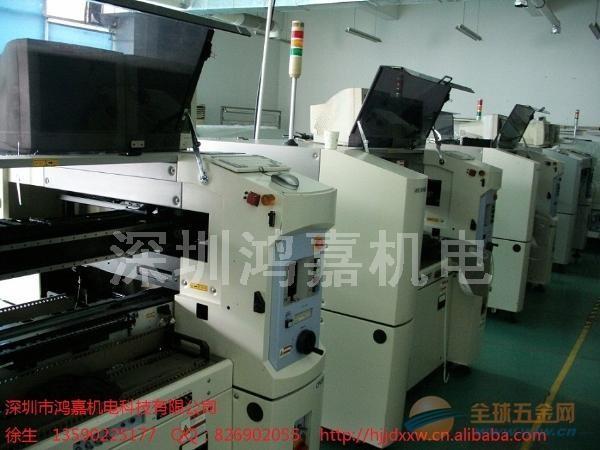 出售2004--2005年韩国原装进口二手三星CP45FV贴片机九台