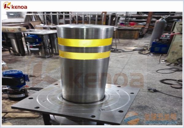升降柱工作原理及控制方式 -液压降地柱,售后无忧