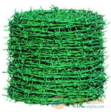 包塑刺绳,刺绳隔离网,刺绳厂家,刺绳价格,河北宏达刺绳厂