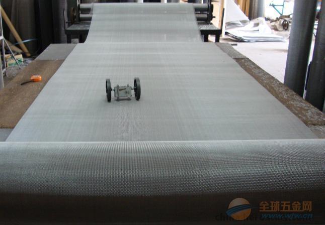 河南席型网供应安平厂家,304材质30*150目不锈