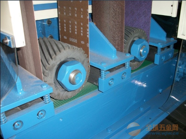 不锈钢板拉丝机