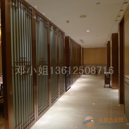 四川会馆不锈钢花格,不锈钢装饰花格,不锈钢隔断花格