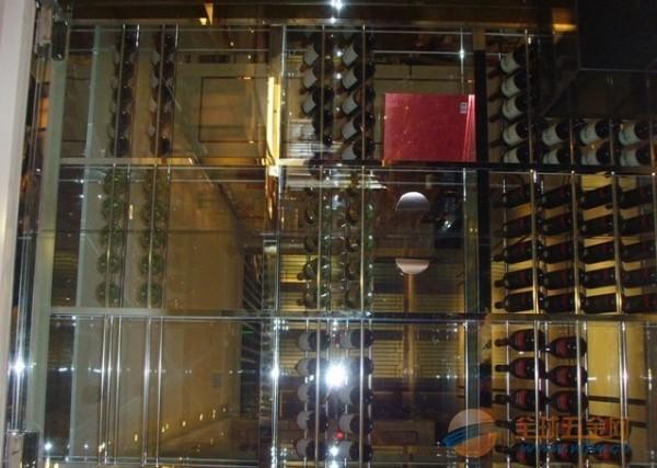 供应工艺精美的不锈钢酒柜