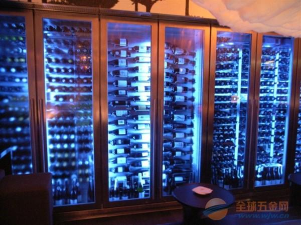 温州不锈钢酒柜的生产厂家