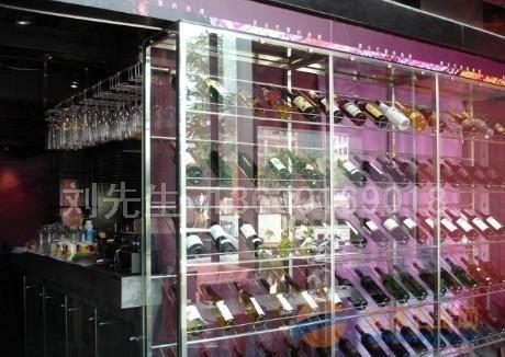 酒柜,不锈钢酒柜,玫瑰金不锈钢酒柜报价