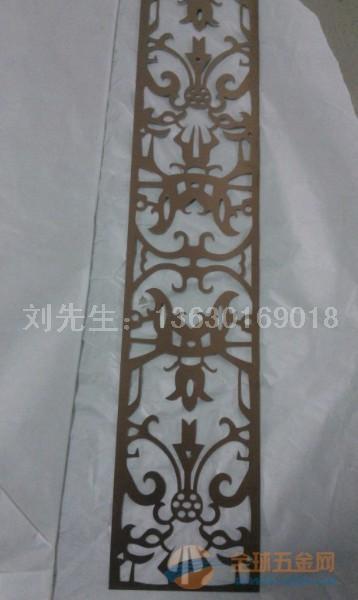 不锈钢门雕花(提供尺寸直接定购)