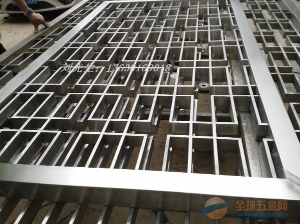 甘肃酒店8M不锈钢屏风,不锈钢屏风加工