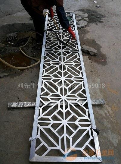 不锈钢屏风专业设计、加工