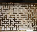 南京不锈钢花格,不锈钢屏风加工