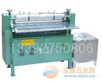 纸品上胶机璐然台式裱纸胶水机专业厂家直销