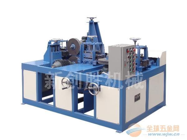 自动方管拉丝机/四面方管拉丝机/方管直纹拉丝机/方管