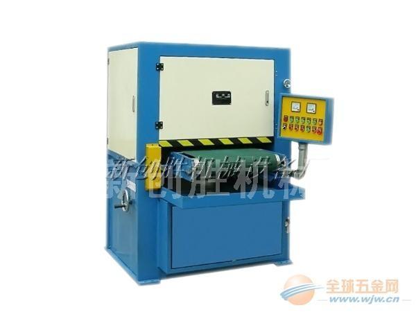 电镀前拉丝机,平面拉丝机,平板拉丝机,氧化(阳极)前拉丝机,拉丝机厂家