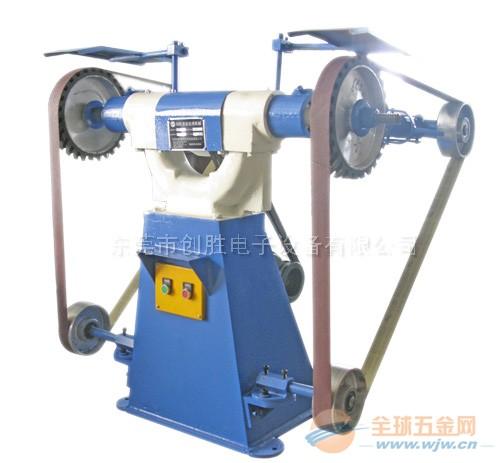 立式砂带打磨机