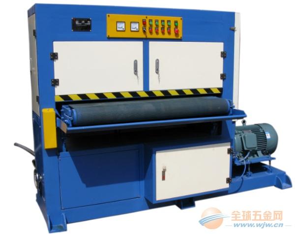 800宽铝板拉丝机-铝板拉丝机厂家