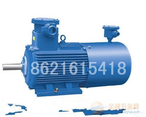 皖南电机YBBP-315L2-4-200KW变频防爆电机价格