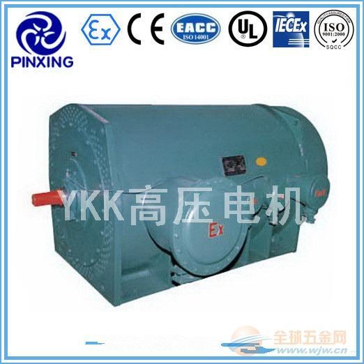 防爆电机YB3-160L-4-15KW气体压缩机用防爆电机