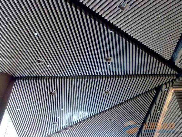 同德县吊顶铝方管常用规格