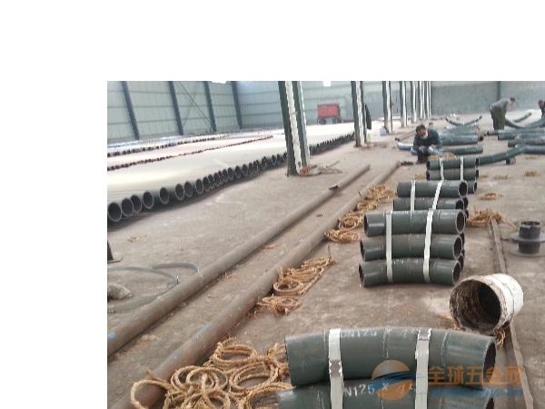 重慶陶瓷耐磨彎頭生產廠家